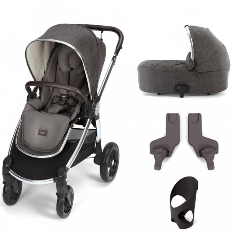Akcesoria do wózków dziecięcych – kupować czy nie?