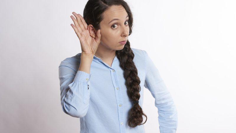 Pogorszony słuch? Odwiedź gabinet lekarza audiologa.
