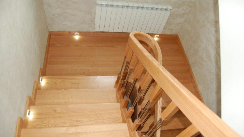 Wybór schodów wewnętrznych
