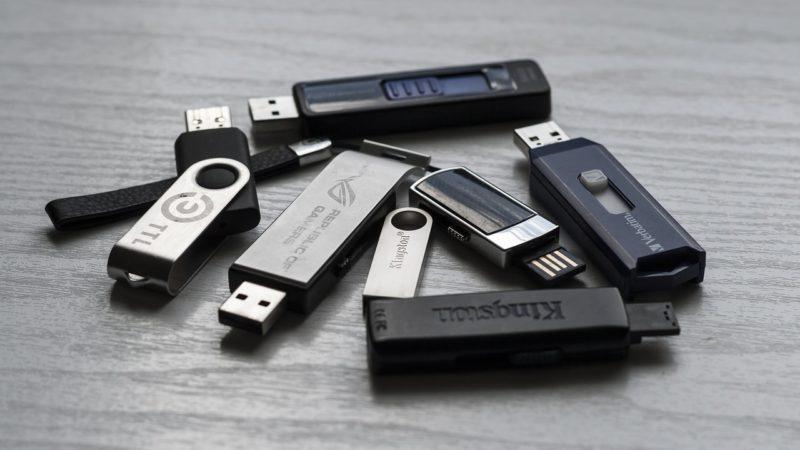 Gadżety reklamowe USB