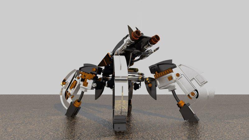 Roboty edukacyjne jako forma nowoczesnej interaktywnej nauki