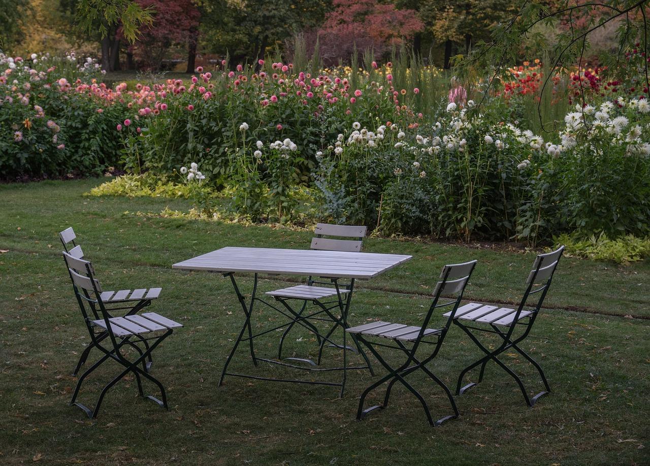 Co zyskamy dzięki zainwestowaniu w meble ogrodowe?