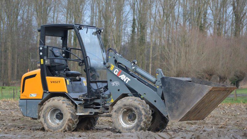 W branży budowlanej używa się wielu różnych maszyn