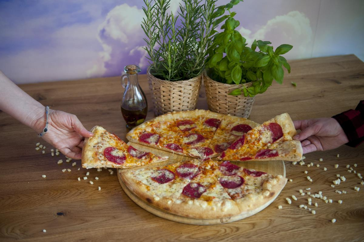 Czy pizza może być zdrowa