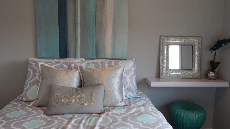 Kupujemy poduszki do salonu i sypialni
