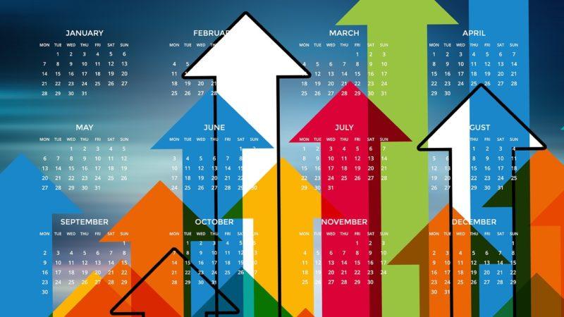 Kalendarz jako doskonały gadżet reklamowy naszej firmy