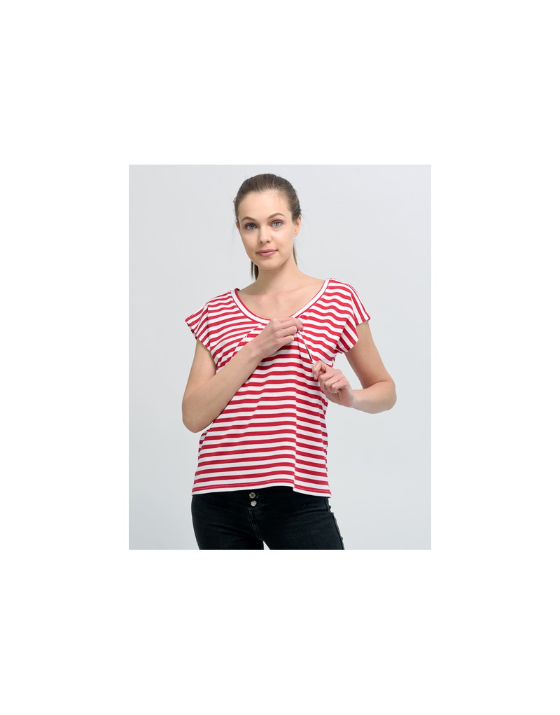 W sprzedaży znajdziesz różne rodzaje odzieży odpowiedniej do kamienia piersią