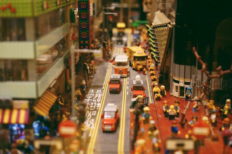Klocki Lego wspierają rozwój i kreatywność dzieci