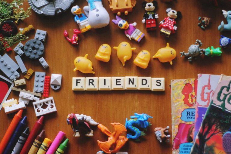 Wybierz zabawki dostosowane do wieku dziecka