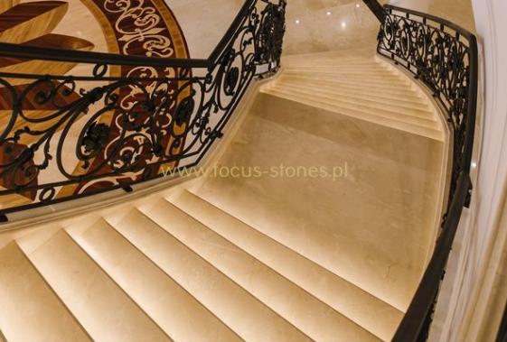 Kiedy zaczniecie chodzić po marmurowych schodach?